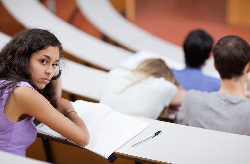 Fast jeder Dritte bricht sein Studium ab