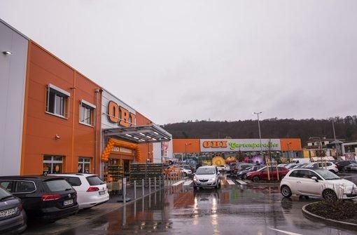 Der neue Obi in Stuttgart West gefällt nicht allen Anwohnern. Foto: Lichtgut/Max Kovalenko