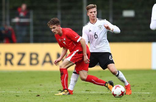 Wie die deutsche U20 die Gegner bei der WM 2018 simuliert