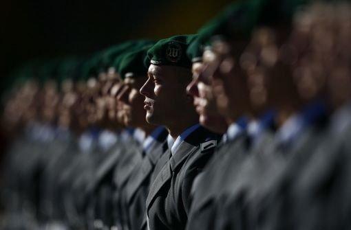 Bundeswehr bekommt neues Gesicht