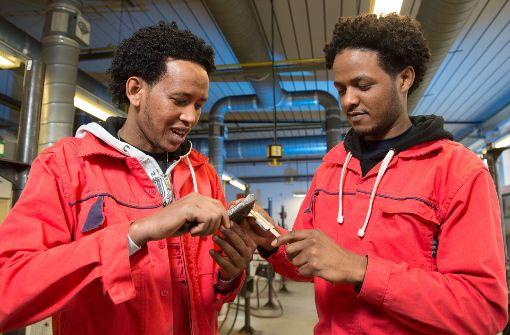 Flüchtlinge bringen frischen Wind in Jobwelt