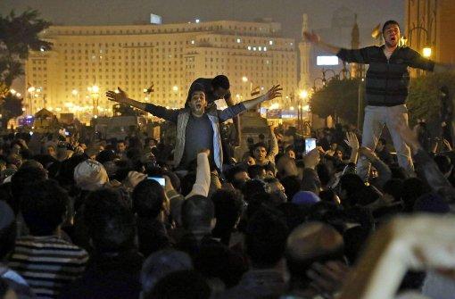 Festnahmen in Kairo wegen Protesten