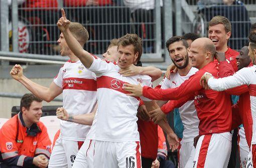 Der VfB Stuttgart zeigt seine zwei Gesichter