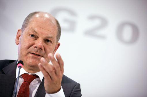 Hamburgs Bürgermeister bittet um Entschuldigung