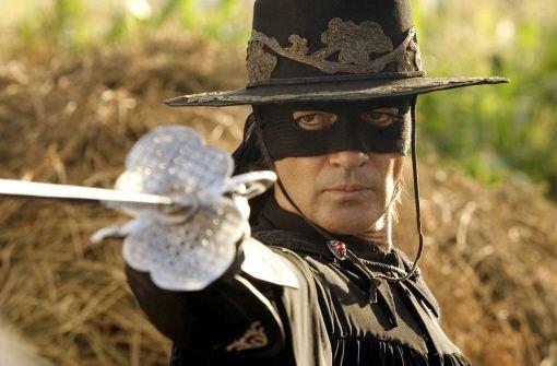Vom Zorro zum Pantoffelhelden