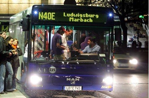 Neue Nachtbusse für die S 60
