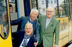 Drei Freunde und eine alte Bekannte
