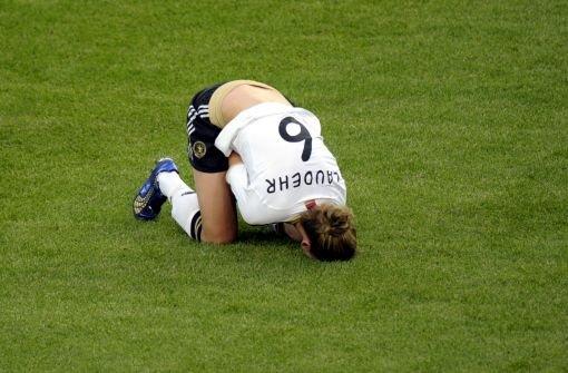 Titeltraum für DFB-Frauen geplatzt