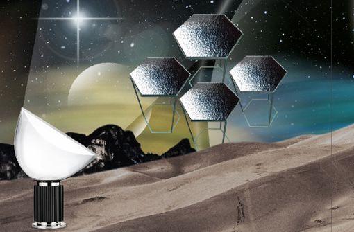 Futuristische Möbel: Wohnen wie im Kosmos
