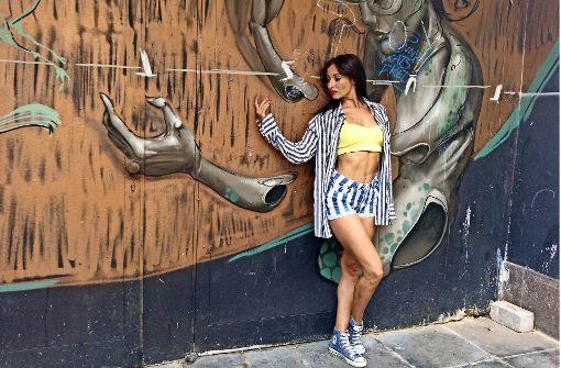 Warum diese Spanierin durch Stuttgart tanzt