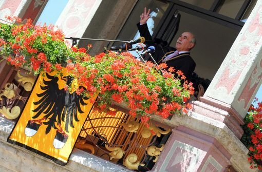 Ulm feiert den Schwörmontag