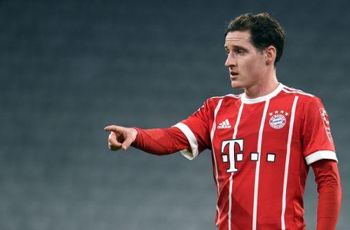 Sebastian Rudy zum VfB? Das sagt der Bayern-Spieler