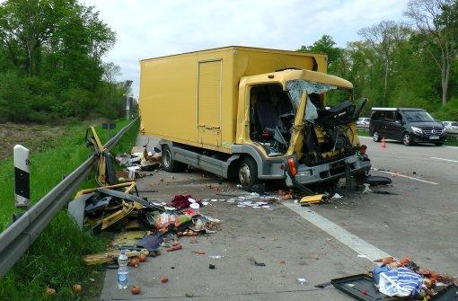 A5 Karlsruhe Unfall