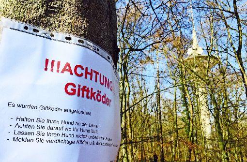 Polizei warnt vor giftigen Leckerlis
