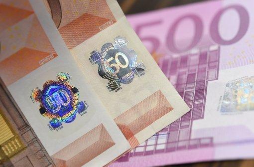 So viel Falschgeld wie nie  seit Euro-Einführung