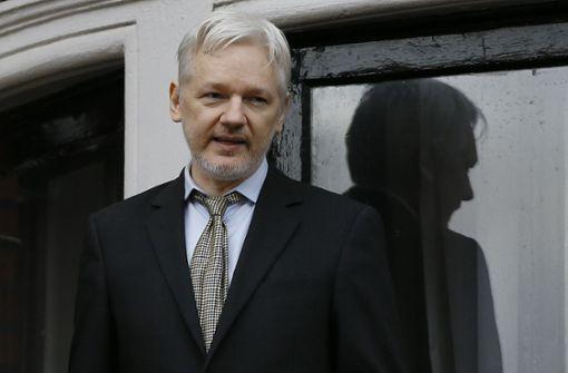 Haftbefehl gegen Julian Assange besteht weiter