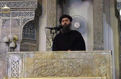 Anführer al-Bagdadi lebt wohl doch noch