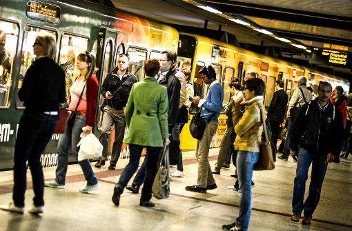 Mitten in Stuttgart klafft ein Daten-Funkloch