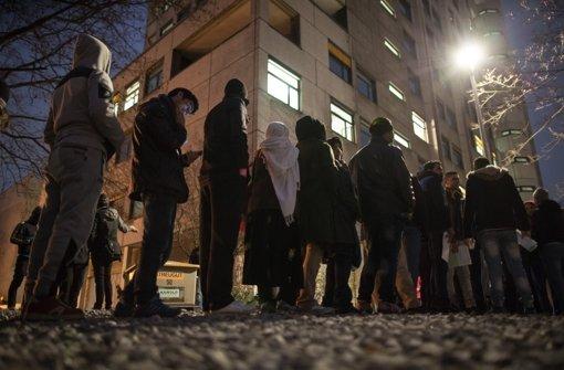 """""""Anfangsverdacht"""" gegen untergetauchte Flüchtlinge"""