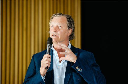 Dirc Seemann: Der Sport-1-Chefredakteur wirbt für die Programmvielfalt in seinem Sender. Foto: DOSB/Picture-Alliance