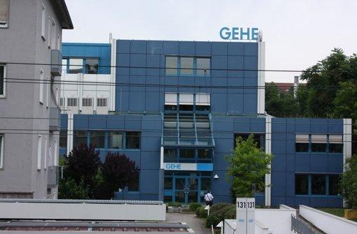 Gehe zieht ins Celesio-Gebäude