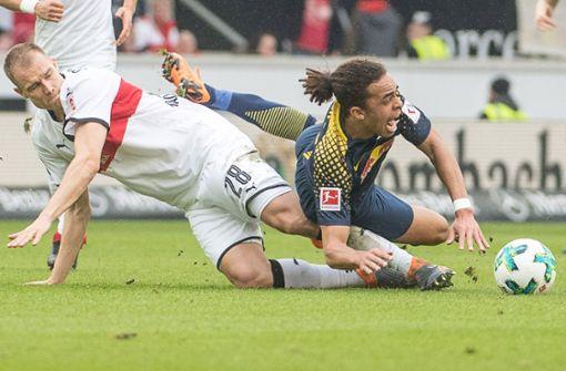 Noch kein VfB-Sieg über Leipzig