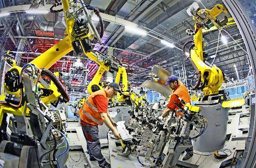 Kollege Roboter macht das Denken träger
