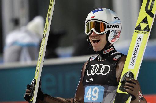 Kamil Stoch gewinnt Vierschanzentournee