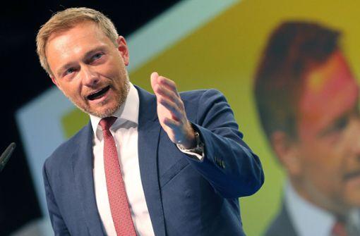 Christian Lindner löst Rassismus-Debatte aus