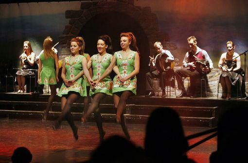 Irischer Tanz in der Stadthalle
