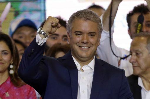 Kolumbiens Demokratie gewinnt Kontur