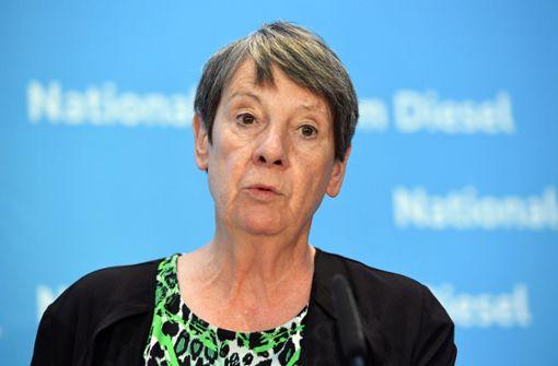 Auch Umweltministerin Hendricks scheidet aus Regierung aus