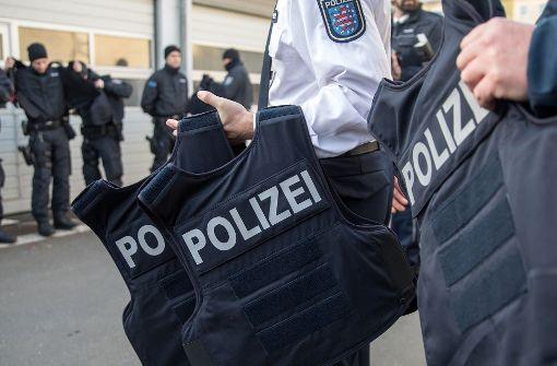 Einbrecher nach Polizeischüssen gestorben