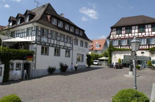 Bodensee-Region im Angstzustand