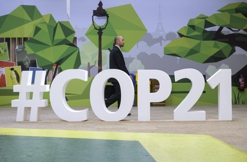 Noch bis zum 11. Dezember geht die Pariser UN-Klimakonferenz. Foto: dpa