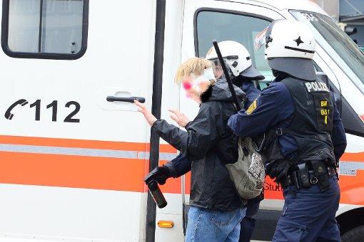 Mehrere Menschen wurden verletzt. Foto: www.7aktuell.de