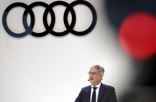 Hat Audi  Fahrgestellnummern gefälscht?