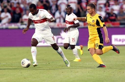 Der VfB zittert sich in die Playoffs