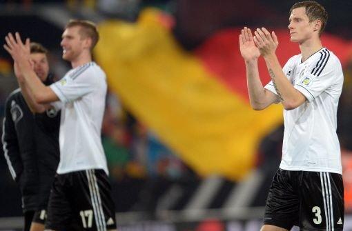 3:0 – Das DFB-Team löst das WM-Ticket