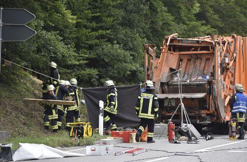 Am Freitag ist es zu einem Unfall bei Nagold bekommen. Foto: 7aktuell.de/Oskar Eyb