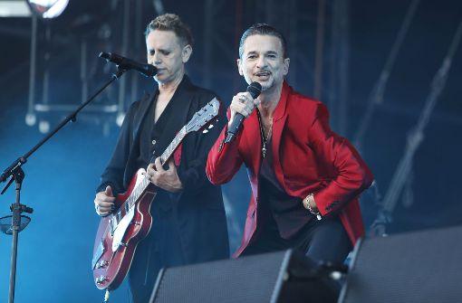 Depeche Mode kommen in die Schleyerhalle