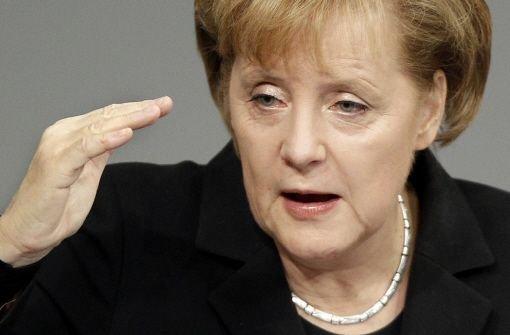 Stillstand, dein Name ist Merkel