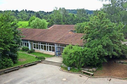Die beiden  alten Pavillons der Stammheimer Grundschule müssen auf jeden Fall abgerissen werden. Ein genauer Termin steht noch nicht fest. Foto: Chris Lederer