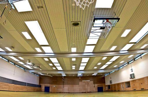 Sanierungsstau bei den  Schulsporthallen
