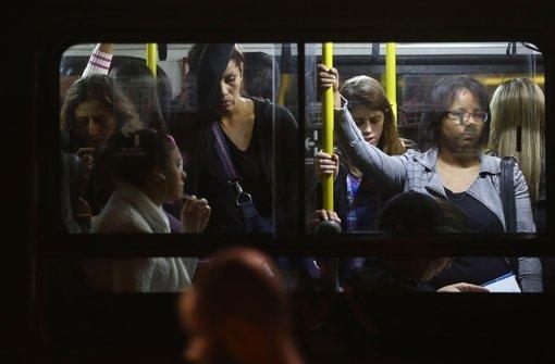 São Paulos U-Bahnfahrer setzen Streik aus