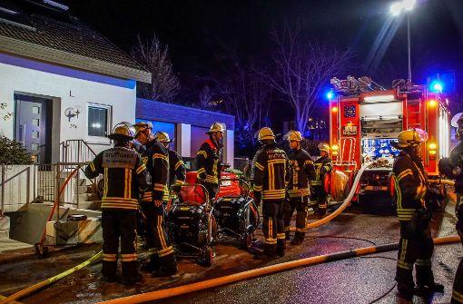 Hoher Schaden nach Brand in Tiefgarage