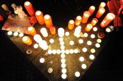 Gedenken an die Opfer des Amoklaufs – jetzt werden Entschädigungen bezahlt Foto: dpa