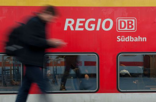 Auch die Südbahn ist betroffen. Foto: dpa