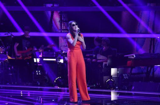 Wie die blinde Sängerin Bernarda Brunovic beim Casting begeistert