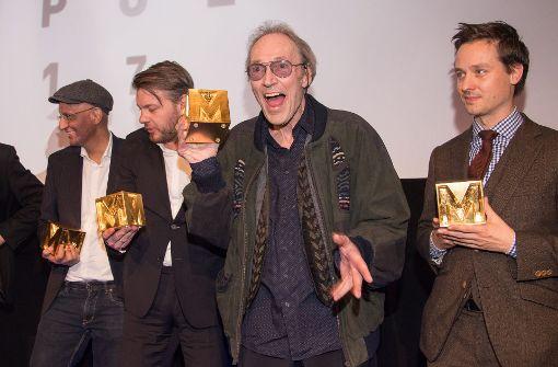 Tom Schilling erhält Auszeichnung als bester Schauspieler